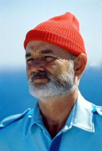 THE LIFE AQUATIC WITH STEVE ZISSOU, Bill Murray, 2004, (c) Buena Vista